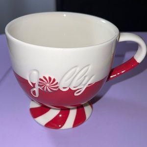 Starbucks Jolly 2007 Christmas Mug